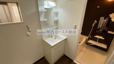 【洗面所】旧岩田文化