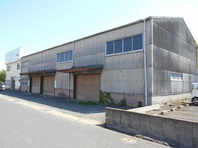 【外観】中井五丁目事務所・倉庫