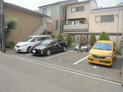 【駐車場】セレノ