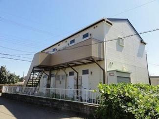 【外観】《木造14.31%》千葉県富里市七栄一棟アパート
