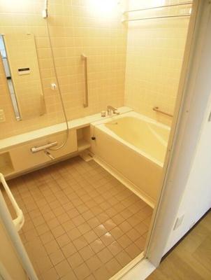 【浴室】シャレール牛久1号棟