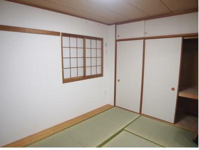 【和室】シャレール牛久1号棟