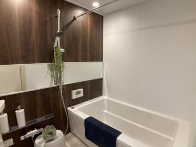 【浴室】穂積台グランドコーポ
