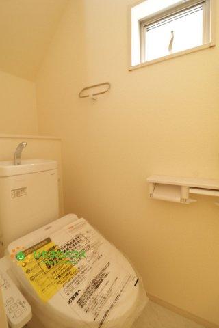 ウォシュレット付きのトイレを完備しております。