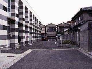 【外観】レオパレスプリート