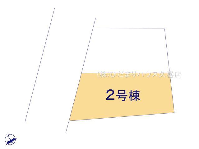 【区画図】久喜市栗橋東 第2 新築一戸建て 02 リーブルガーデン