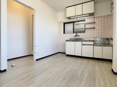 【キッチン】Aワンアパート