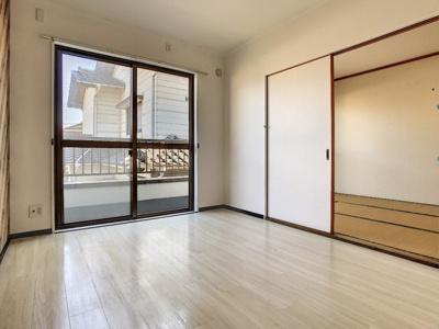 【洋室】Aワンアパート