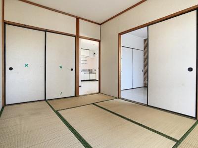 【和室】Aワンアパート