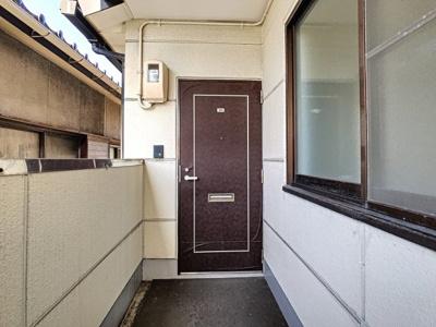 【玄関】Aワンアパート