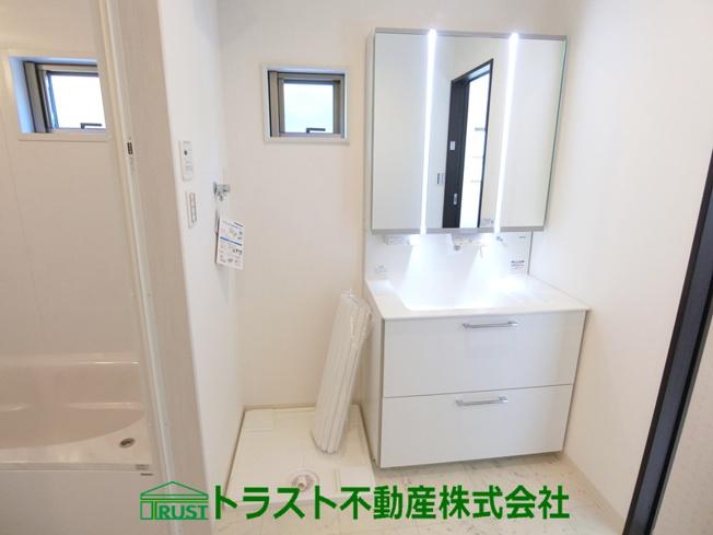 【独立洗面台】神戸市垂水区本多聞3丁目 新築