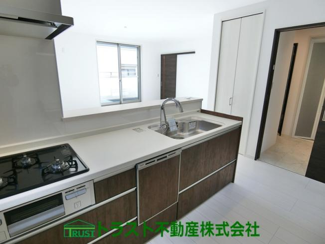 【キッチン】神戸市垂水区本多聞3丁目 新築