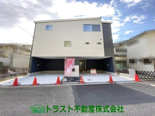 【外観】神戸市垂水区本多聞3丁目 新築