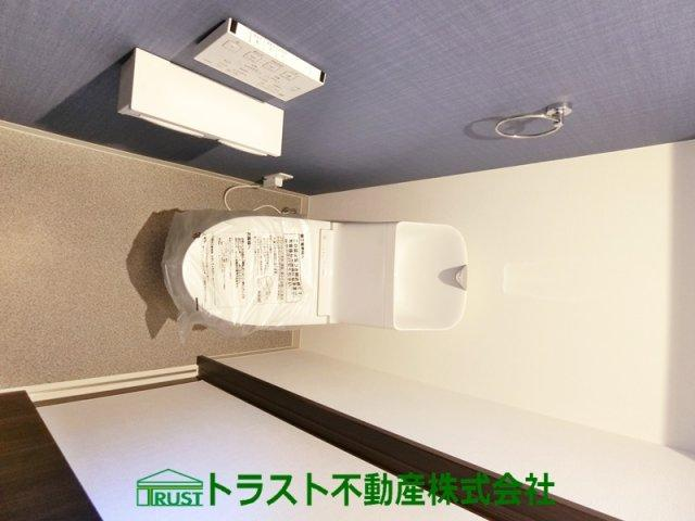 【トイレ】神戸市垂水区本多聞3丁目 新築