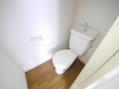 【トイレ】レオパレスカワナ