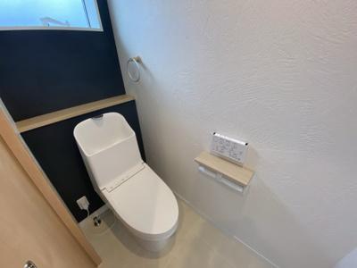 【トイレ】吹上 新築戸建て 1