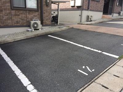 【駐車場】ウィルモア垂水A棟