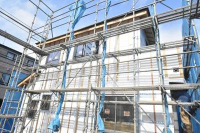 【外観】鴻巣市本町6丁目 新築分譲住宅 全4棟
