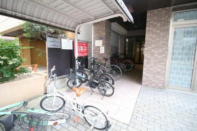 【駐車場】シティコート南船場