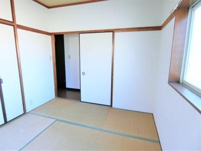 【和室】コーポメイプルB棟