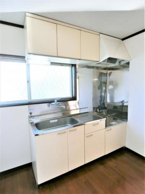 【キッチン】コーポメイプルB棟
