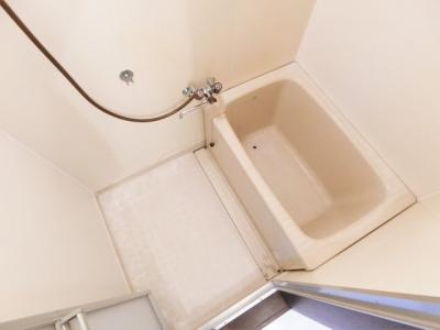 【浴室】コーポメイプルB棟