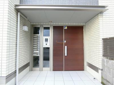 【ロビー】日東新町Dルーム