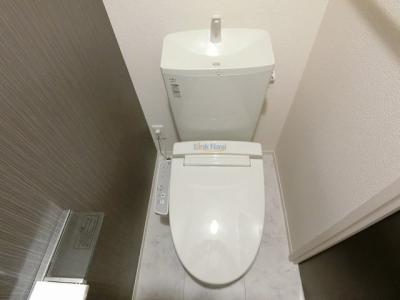 【トイレ】日東新町Dルーム