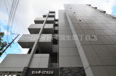 【外観】セントポーリア大阪城