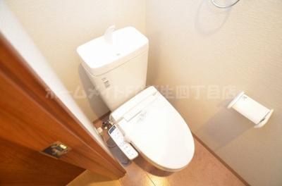 【トイレ】セントポーリア大阪城