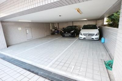 【駐車場】桜の町第1ハイツ