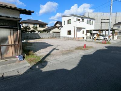 【外観】上後藤4丁目 売土地