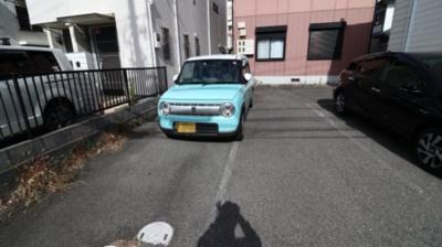 【駐車場】ディアス大蔵