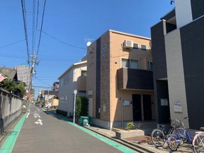 【外観パース】メゾン生駒町