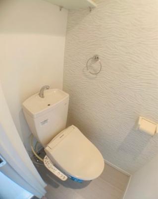 【トイレ】メゾン生駒町