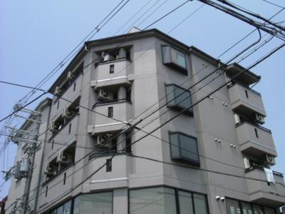 【外観】パークサイドフジⅡ