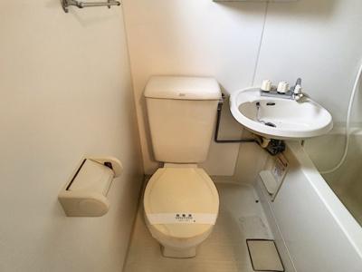【トイレ】ジニアスⅠ
