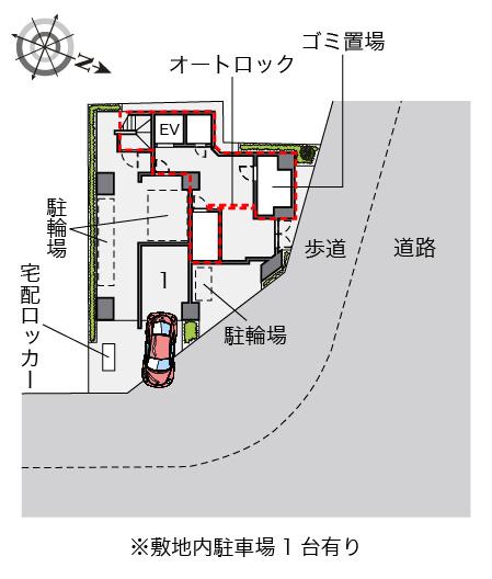 【区画図】LOVIE文京音羽