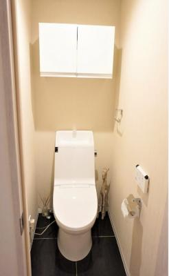 【トイレ】マイキャッスル門前仲町古石場イースト 角 部屋 2000年築