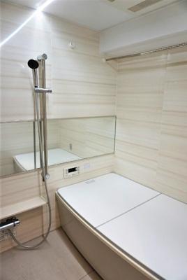 【浴室】マイキャッスル門前仲町古石場イースト 角 部屋 2000年築