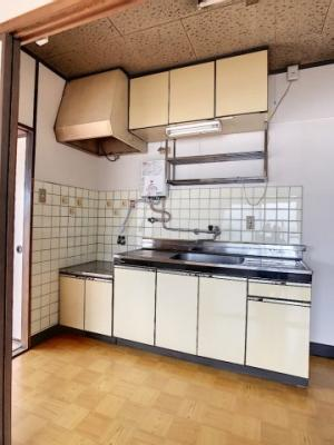 【キッチン】赤間ハイネス