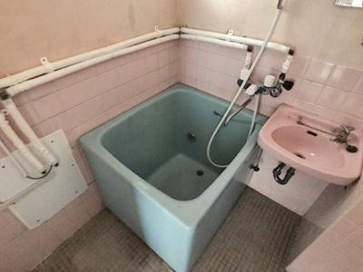 【浴室】赤間ハイネス