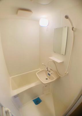 【浴室】Woodstock