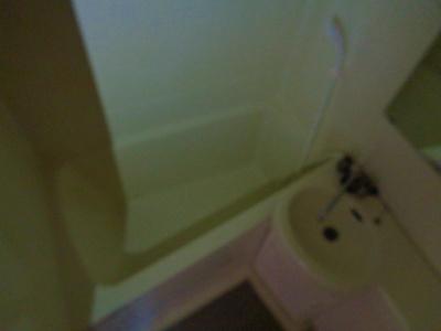 【浴室】ドムール大倉
