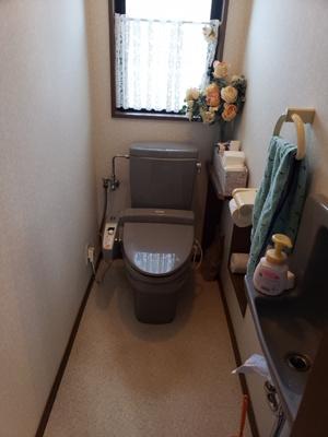 【トイレ】遠賀郡岡垣町大字三吉