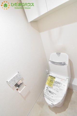【トイレ】北区日進町1丁目 中古マンション ビクトリアアネーロ大宮