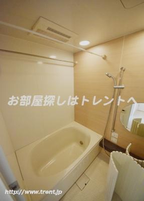 【浴室】コンフォリア文京春日