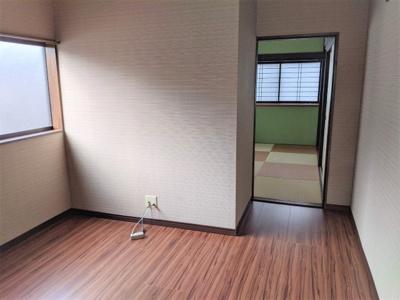 【洋室】京都市下京区上数珠屋町通東洞院東入花屋町