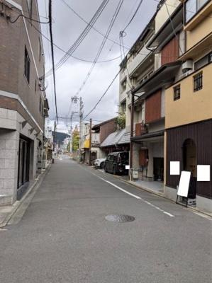 【周辺】京都市下京区上数珠屋町通東洞院東入花屋町