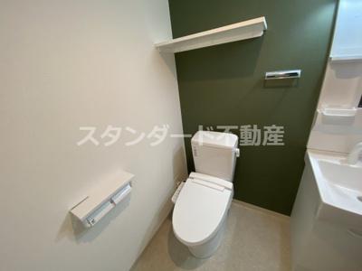 【トイレ】E-SPAAACE西天満